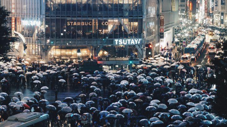 人間より生々しい『渋谷』という街