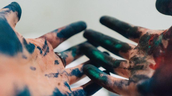 人生は塗り絵。自分のイロに染めるだけ。