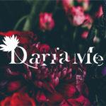 DariaMeが会社になりました。